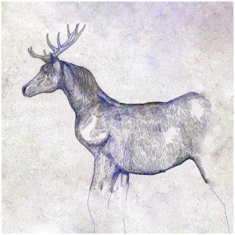 「馬と鹿」(2019年9月11日リリース)。CDセールスで記録を作った一曲。山下智久以来ソロで約13年ぶりの初週40万枚超え。ネット上ではYouTubeで作品を公開している。映像と合わせて曲を聴くと、その世界観に没入させられる
