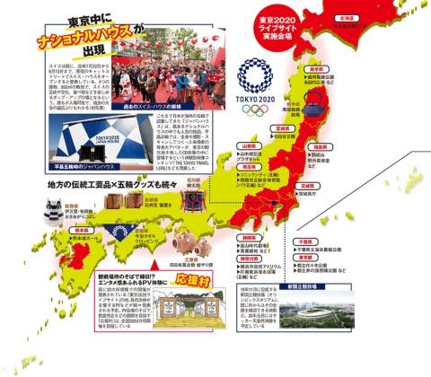 東京五輪はパブリックビューイングが劇的進化 ラグビーW杯上回る(画像)