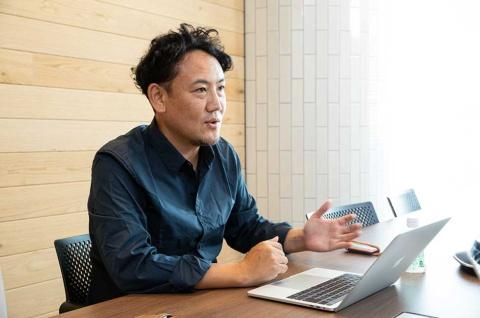 サイバーエージェント・キャピタル社長の近藤裕文氏。2003年、サイバーエージェントに入社。デジタルマーケティングなどコンサルティング業務に従事。新規事業の立上げや博報堂やアイスタイルとのジョイントベンチャーの事業責任者を経験。2013年にサイバーエージェント・ベンチャーズ(現サイバーエージェント・キャピタル)に取締役として参画。18年10月にサイバーエージェント・キャピタル社長に就任