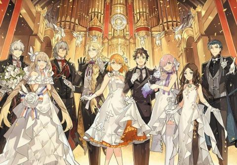 「Fate/Grand Order Orchestra」のビジュアル