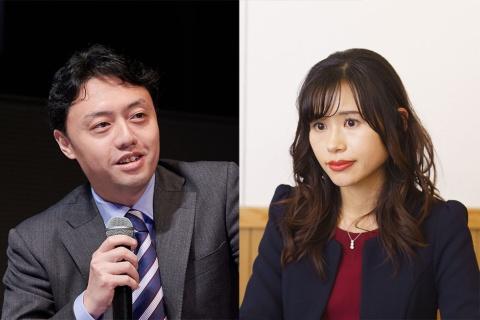 松尾豊・石角友愛対談 2人が注目する高ポテンシャルの会社とは(画像)