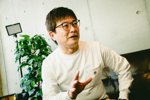 かげこうじ事務所代表の鹿毛康司氏
