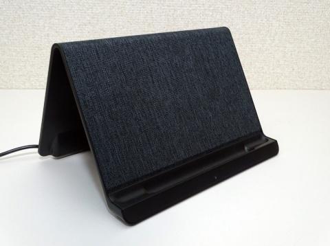 Fire HD 8 Plusにサイズを最適化したオプションのワイヤレス充電スタンド