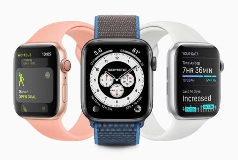 2020秋に正式リリースされるwatchOS 7の新機能がWWDCで発表された