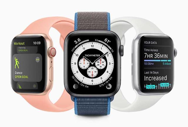年秋登場のwatchos 7 Apple Watchにビジネスチャンス到来 日経クロストレンド