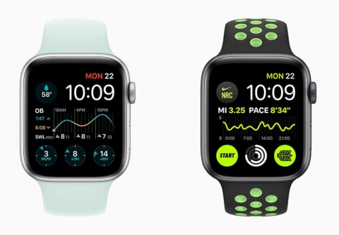 1つのアプリの機能を複数のコンプリケーションとしてApple Watchの文字盤に配置できるようになる