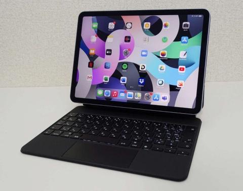 新iPad AirでもMagic Keyboardが使える
