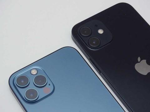 iPhone 12は望遠カメラを搭載していないが、明るくなった広角レンズカメラのパフォーマンスはiPhone 12 Pro/Pro Maxに肩を並べるレベル