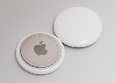 アップルが発売した紛失防止トラッカー「AirTag」