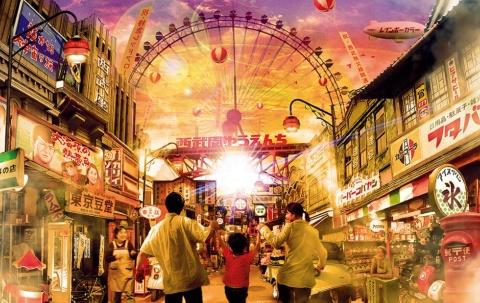 日本が希望に満ちあふれていた1960年代をモチーフに、温かい幸福感を提供する。人情味あふれる接客も仕掛けの大きなカギに