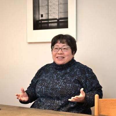 東環境・建築研究所代表の東利恵氏