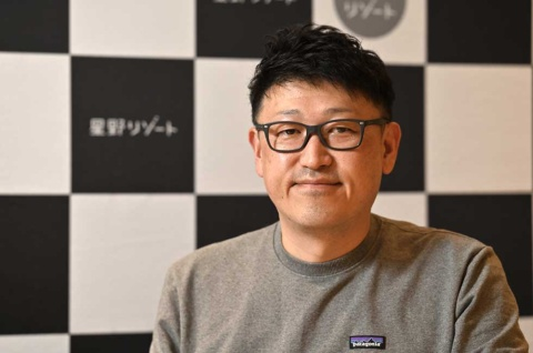 星野リゾートでマーケティンググループのディレクターを務める櫻井潤氏