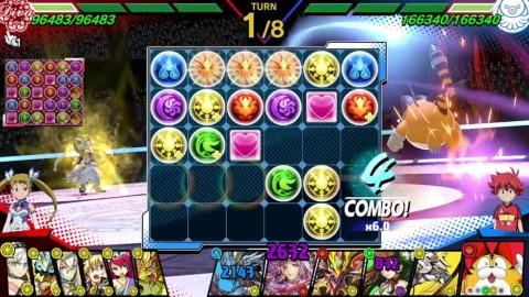 子どもたちに「自分たちのゲーム」として楽しんでほしいと、あえて1500円という低価格に設定。イベントでは無料のダウンロードコードも配布した『パズドラGOLD』 (C) GungHo Online Entertainment, Inc. All Rights Reserved.(C)ガンホー・オンライン・エンターテイメント/パズドラプロジェクト2019・テレビ東京