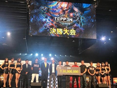 19年にリリースされた『TEPPEN』はすでに世界大会も開催。eスポーツタイトルとしての存在感は当初から高く、今も着実に伸びを見せている(写真提供/ガンホー・オンライン・エンターテイメント) (C)GungHo Online Entertainment, Inc. All Rights Reserved. (C)CAPCOM CO., LTD. ALL RIGHTS RESERVED. (C)CAPCOM U.S.A., INC. ALL RIGHTS RESERVED.