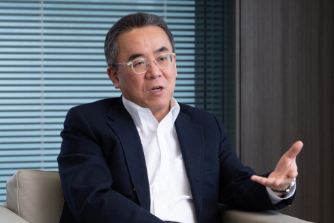 スクウェア・エニックス・ホールディングス/スクウェア・エニックス 代表取締役社長の松田洋祐氏