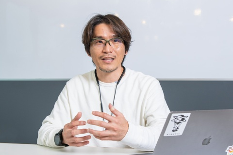 Niantic(ナイアンティック)の日本法人社長で米ナイアンティック副社長の村井説人氏