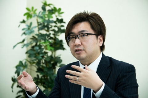 「個人としても、会社としても、ゲームやeスポーツを日本のカルチャーとして定着させるのが目標」と話す影澤氏