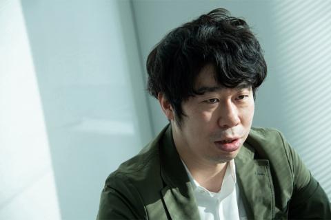 Cygamesでゲームビジネスの陣頭指揮を執る木村唯人専務