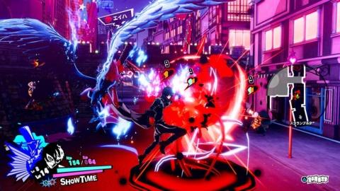 『ペルソナ5 スクランブル ザ ファントム ストライカーズ』 (C)ATLUS (C)SEGA / (C)KOEI TECMO GAMES All rights reserved.