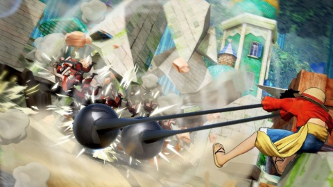 『ONE PIECE 海賊無双4』(C)尾田栄一郎/集英社・フジテレビ・東映アニメーション (C)BANDAI NAMCO Entertainment Inc.