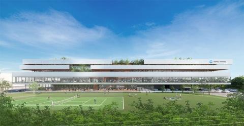 ローカル5Gの通信網を整備するコニカミノルタの新開発拠点「Innovation Garden OSAKA Center」