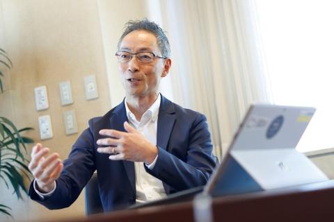 アフターデジタル型経営を実践 丸井青井社長がその神髄明かす(画像)