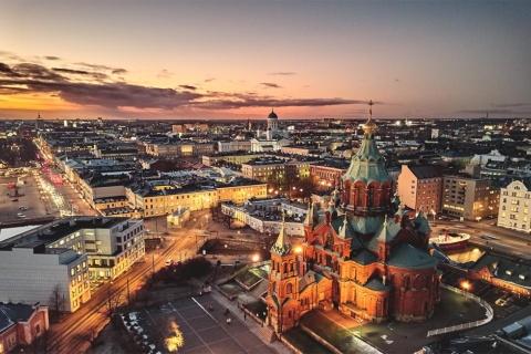 """""""DX先進国""""の北欧から日本が学べることは多い(写真/Shutterstock)"""