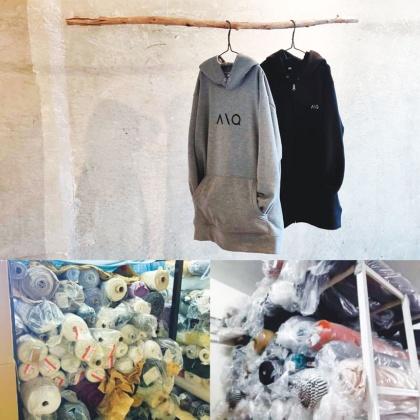 2019年10月、ファインは、余って捨てられてしまう生地で服を作る新しいプロジェクト「Rename X(リネームクロス)」をスタートした。製品在庫だけでなく、製品になる前の生地在庫も大きな課題だ。20年6月にはチームのためにオーダーで服を作る「リネームクロス for チーム」の提供を開始。企業や学生、スポーツチームなどのためのロゴやメッセージを入れ、カスタマイズしたチームウエアだ