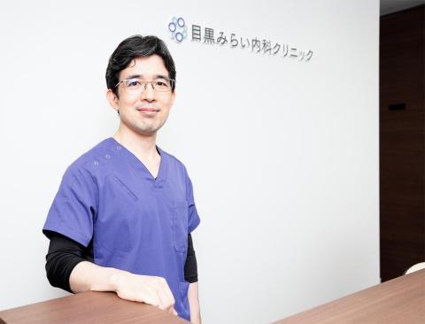 東京・品川の目黒みらい内科クリニックの太田啓介院長は、いち早くオンライン診療への対応を決めた