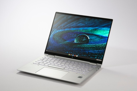 The HP Chromebook x360 13c has been tested