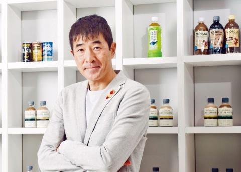 日本コカ・コーラ CMO(最高マーケティング責任者)の和佐高志氏