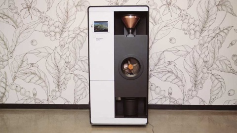 米Bellwether Coffeeはコンパクトな電動式焙煎機を提供するだけではなく、持続可能なコーヒー豆のマーケットプレイスを運営し、豆ごとに最適化された焙煎プログラムも用意する(写真提供/Bellwether Coffee)