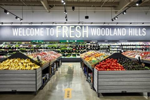 アマゾンが2020年9月、米国でオープンした「Amazon Fresh」