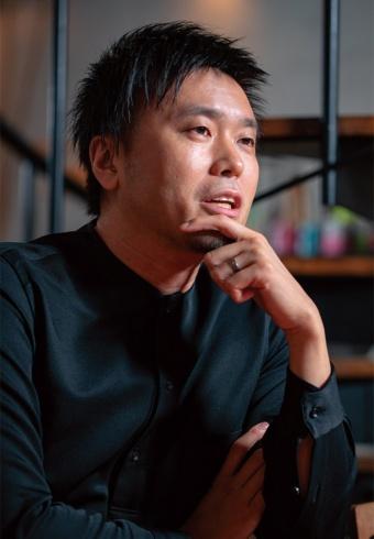 太刀川英輔氏