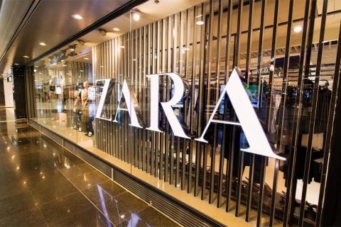 「ZARA」などを展開するインディテックスはデジタルシフトを進める方針を打ち出した(写真/Shutterstock)