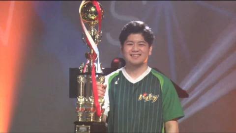 優勝したのは新鋭の海斗☆選手を下したあっき〜選手