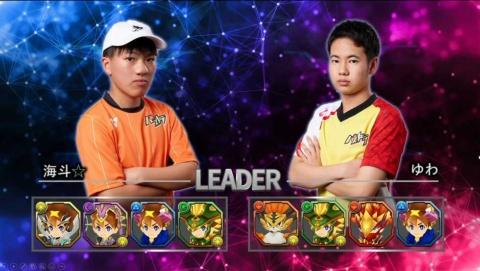 最年少プロの海斗☆選手と元最年少プロのゆわ選手によるセミファイナル