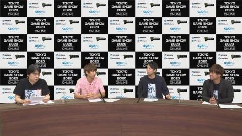 東京ゲームショウ 2020の締めくくりとして『TGS2020 ONLINEファンミーティング~2021年に向けて~』が配信された