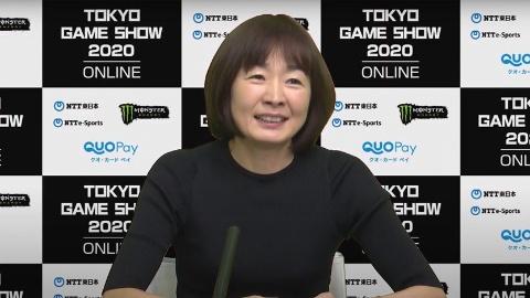 電通 東京ゲームショウ事務局の永山昌美氏