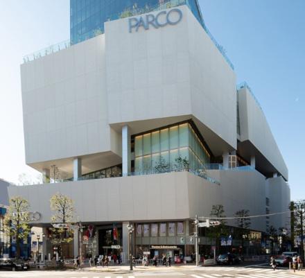 2019年11月にオープンした新生「渋谷パルコ」。店舗の特徴を示すキーワードの1つに「テクノロジー」が加わっている