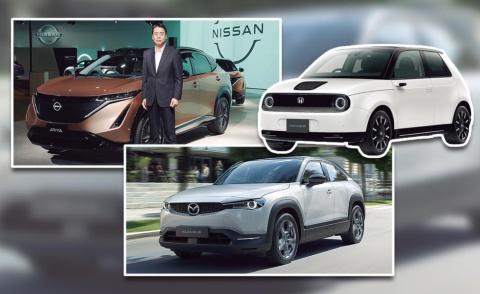 21年は日本車の「EV元年」 ホンダ、マツダ、日産など新車が続々(画像)