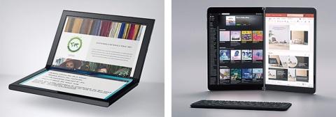 21年予定のWindows 10Xで2画面PCが開発しやすく?
