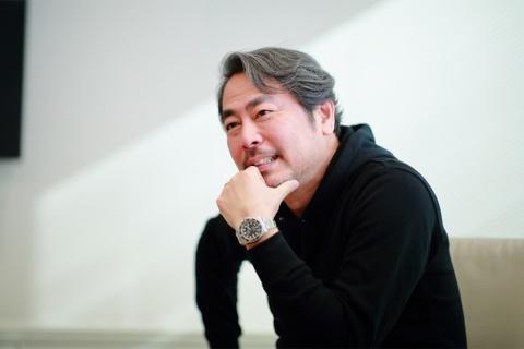 高橋信太郎氏