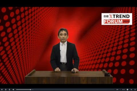 サントリーコミュニケーションズ 執行役員 デジタルマーケティング本部長の室元隆志氏