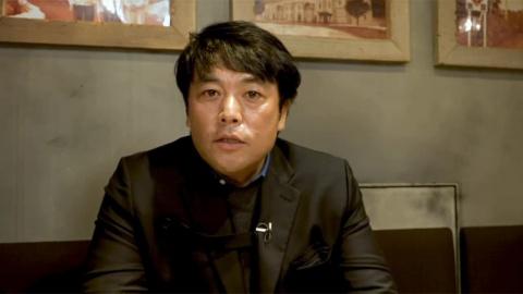 エー・ピーホールディングス社長の米山久氏