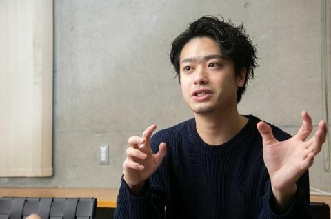 「思い立ったら何でも頼めて、手元まで届く未来をつくりたい」と、平塚氏は語る