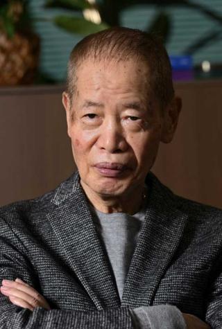 """今や""""メディアミックス王""""として君臨する角川春樹"""