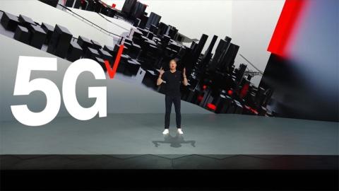 5Gの可能性について語る、ベライゾンCEOのハンス・ベストバーグ氏