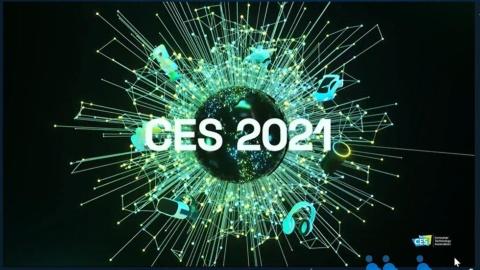 2021年1月11~14日に完全オンラインで開催された家電・技術見本市「CES 2021」を電通・森氏が総括
