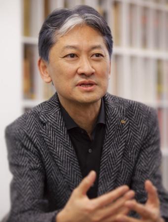 田中一雄氏